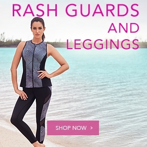 Rash Guards and Leggings
