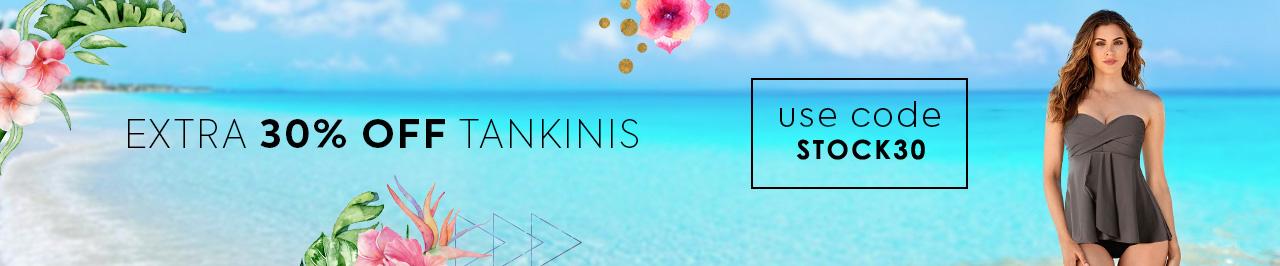 Tankini Tops under $59