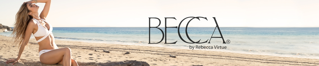 Brands: Becca by Rebecca Virtue Swimwear: On-Trend Style