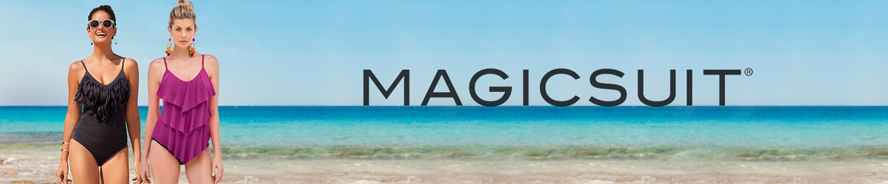 Magicsuit - Tummy Control Swimsuits and Slimming Swimwear