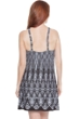 Dotti Tie Dye Festival High Neck Dress