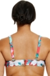 Fashion to Figure Martinique Floral Sweetheart Cut Out Bikini Top