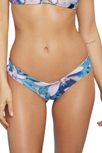 Stone Fox Swim Wonderland Tucker Thong Bikini Bottom
