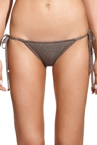 ViX Tricot Tie Side String Bikini Bottom