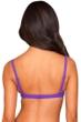 Profile by Gottex Amethyst Tutti Fruitti D-Cup Underwire Bikini Bra