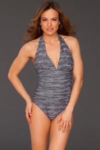 La Blanca Sands Halter One Piece Swimsuit