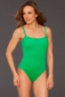 La Blanca Emerald Lingerie Tank One Piece Swimsuit