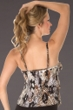 Magicsuit Skin Tight Rita Tiered Tankini Top