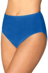 Kallure Blue Full Brief Swim Bottom