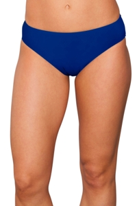 Kallure Blue Hipster Swim Bottom
