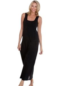 Dotti Black Hole In One X-Back Maxi Dress