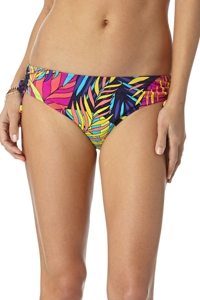 Anne Cole Paradise Palm Side Tie Brief Swim Bottom