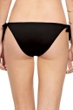 Gottex Au Naturel Black Side Tie Bikini Bottom