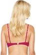 Gottex Au Naturel Cherry Underwire Surplice Bikini Top
