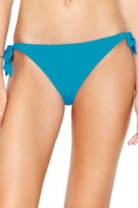 Gottex Au Naturel Turquoise Side Tie Bikini Bottom