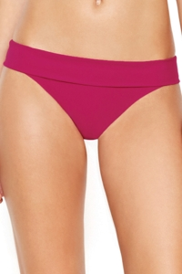 Gottex Au Naturel Cherry Folded Bikini Bottom