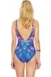 Gottex Dream Catcher Square Neck One Piece Swimsuit