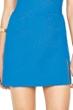 Gottex Essence Azure Side Slit Cover-Up Skirt