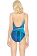 Gottex Festival Underwire V-Neck One Piece Swimsuit
