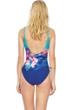 Gottex Hawaii Mastectomy High Neck One Piece Swimsuit