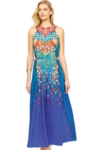 Gottex Kyoto Maxi Dress