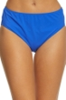 Gottex Lattice Royal Blue High Leg High Waist Bottom
