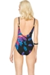 Gottex Reverie Underwire V-Neck One Piece Swimsuit