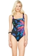 Gottex Reverie Square Neck One Piece Swimsuit