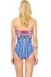 Gottex Sarasana Bandeau One Piece Swimsuit
