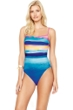 Gottex Seascape Sunrise Underwire One Piece Swimsuit