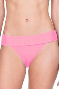Gottex Au Naturel Coral Folded Hipster Bikini Bottom
