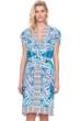 Gottex Felicity Blue Kimono with Belt