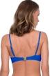 Gottex Jazz Sapphire Textured Push Up Underwire Bikini Top