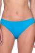 Gottex Jazz Turquoise Textured Classic Mid Rise Hipster Bikini Bottom