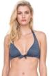 Gottex Serenade Tie Front Halter Underwire Bikini Top