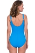 Gottex Sinatra Azure Surplice One Piece Swimsuit