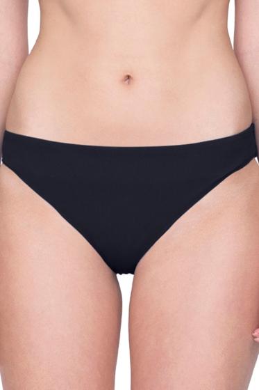 Gottex Vista Black Classic Mid Rise Hipster Bikini Bottom
