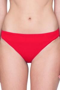 Gottex Vista Red Classic Mid Rise Hipster Bikini Bottom