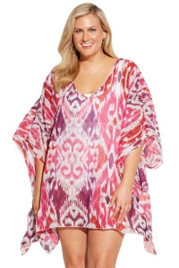 Always For Me Plus Size Cover Up Caftan