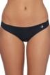 Body Glove Sport Black Seamless Thong Panty