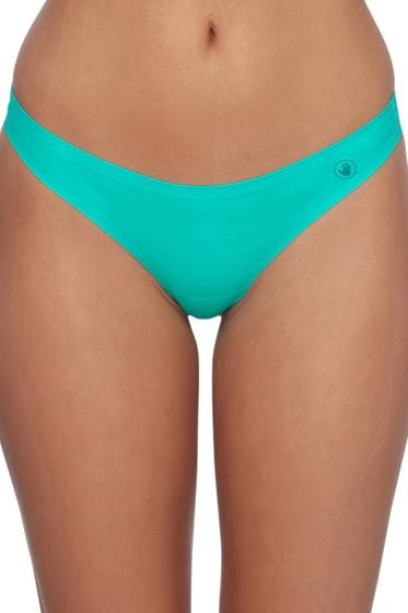 Body Glove Sport Mint Seamless Thong Panty