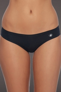 Body Glove Sport Black Seamless Hipster Panty