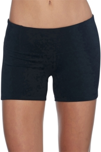Body Glove Sport Black Get Shorty Active Short