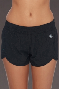 Body Glove Sport Black Breezy Short