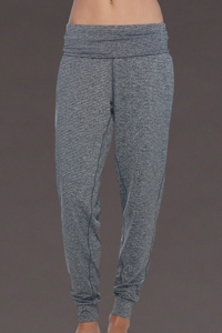 Body Glove Sport Heather Grey Dojo Sweatpants