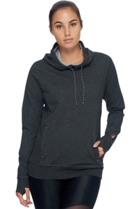 Body Glove Sport Charcoal Jonin Pull Over Hoodie