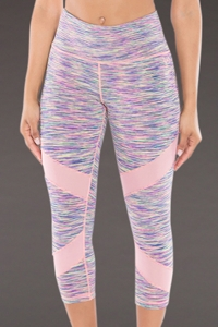 TLF Apparel TKO Cake Space Edge Capri