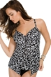 Miraclesuit Scroll Lock Love Knot Underwire Tankini Top