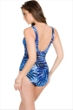 Miraclesuit Denimite Bella Underwire One Piece Swimsuit