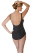 Miraclesuit Pin Point Plus Size Oceanus One Piece Swimsuit